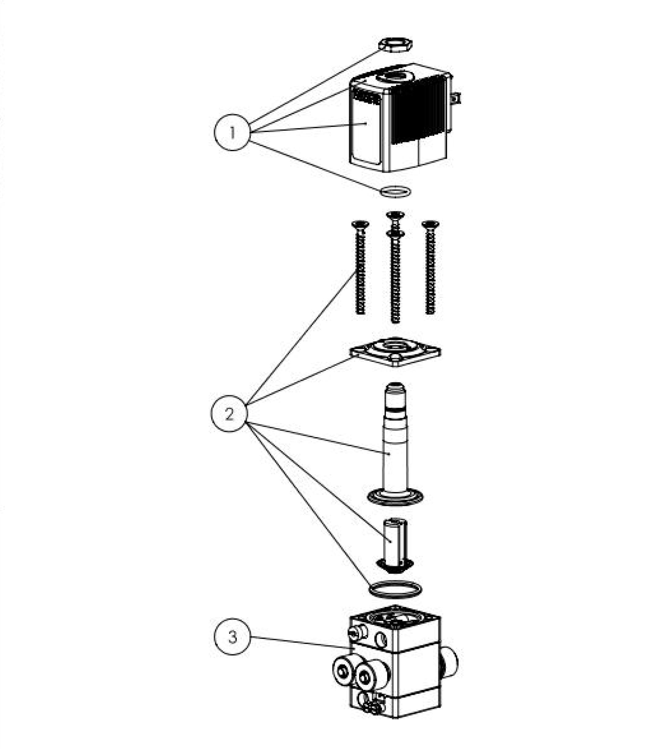 134633 4 2 Way Pneumatic Valve Valves Switch Click To Enlarge